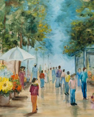 Flowers street