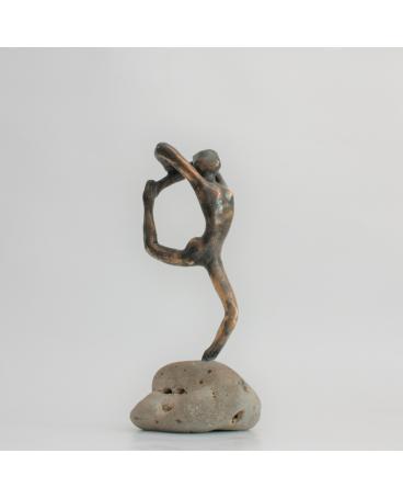 La gymnaste (205)