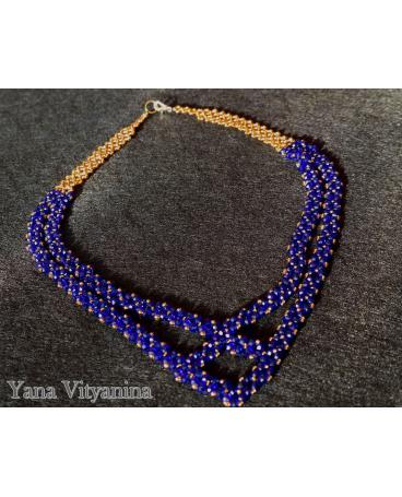 "Necklace "" Anna"""