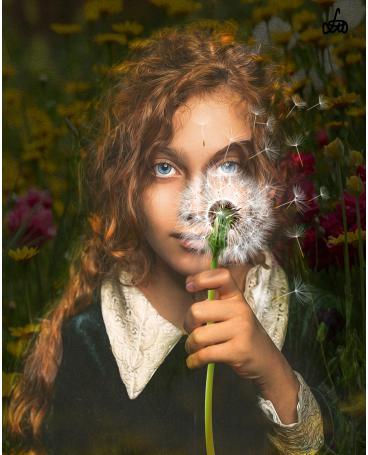 """""""Dandelion Child"""""""