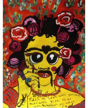 I have no vanity version of Frida