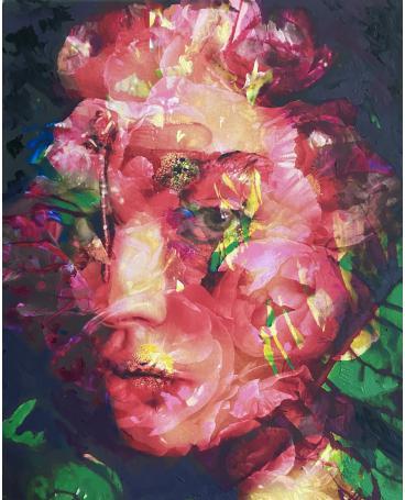 Photomontage Painting #131